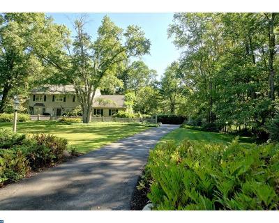 Princeton Single Family Home ACTIVE: 30 Honeybrook Drive