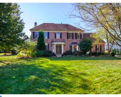 PA-Bucks County Single Family Home ACTIVE: 4961 Davis Drive