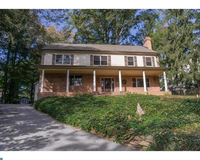 Bryn Mawr Single Family Home ACTIVE: 830 Sproul Road