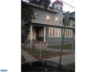 Trenton Multi Family Home ACTIVE: 518 Riverside Avenue