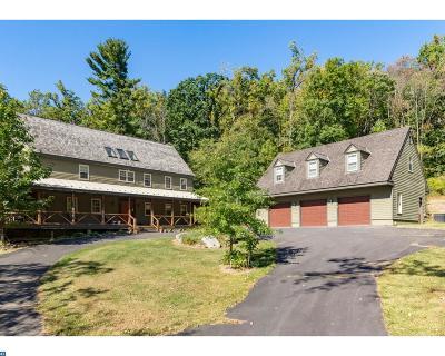 PA-Bucks County Single Family Home ACTIVE: 1223 Eagle Road