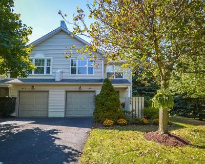 PA-Bucks County Condo/Townhouse ACTIVE: 225 Loch Alsh Drive