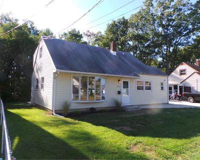 Deptford Single Family Home ACTIVE: 543 Hesters Avenue