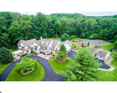 PA-Bucks County Single Family Home ACTIVE: 1260 Grenoble Road