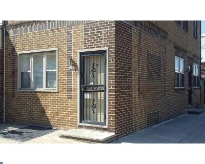 Phila (South) Condo/Townhouse ACTIVE: 2600 S Sartain Street