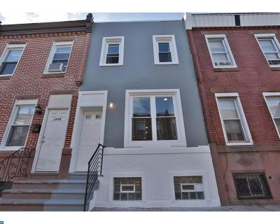 Phila (South) Condo/Townhouse ACTIVE: 1836 Sigel Street