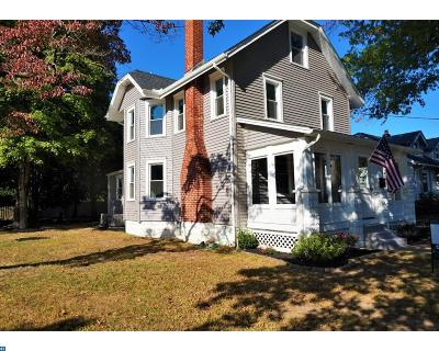 Delanco Single Family Home ACTIVE: 317 Hazel Avenue