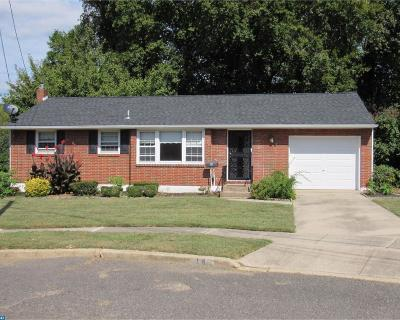 Bellmawr Single Family Home ACTIVE: 14 Collett Court