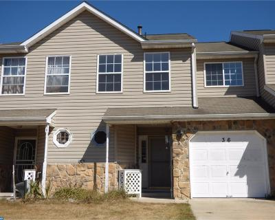 Burlington Township Condo/Townhouse ACTIVE: 36 Theo Court