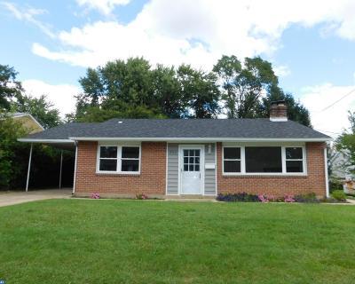 Claymont Single Family Home ACTIVE: 2712 Washington Avenue
