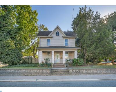 Glassboro Single Family Home ACTIVE: 140 E High Street