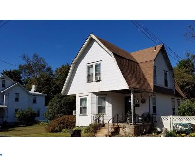 Delanco Single Family Home ACTIVE: 730 Chestnut Street