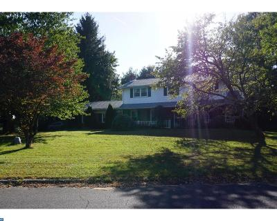 Doylestown Single Family Home ACTIVE: 5154 Woodward Drive