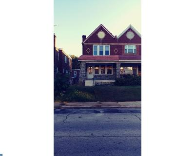 Yeadon Single Family Home ACTIVE: 813 Fern Street