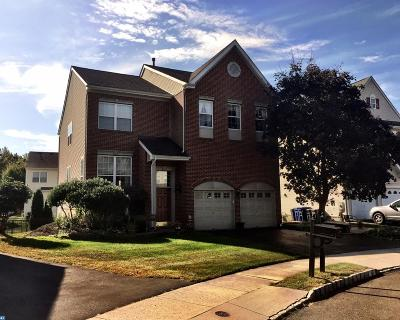 Burlington Township Single Family Home ACTIVE: 14 Cheyenne Court
