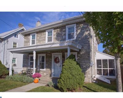 Elverson Single Family Home ACTIVE: 22 W Main Street