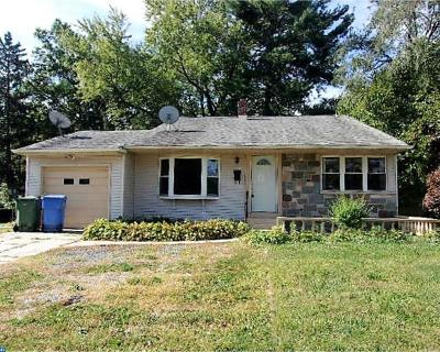 Cherry Hill Single Family Home ACTIVE: 1607 Berlin Road