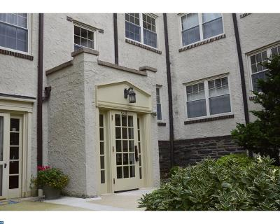 Merion Station Condo/Townhouse ACTIVE: 212 Idris Road #G3