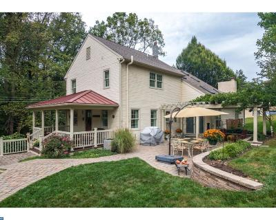 Downingtown Single Family Home ACTIVE: 800 Ravine Road