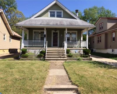Oaklyn Single Family Home ACTIVE: 208 Landis Avenue