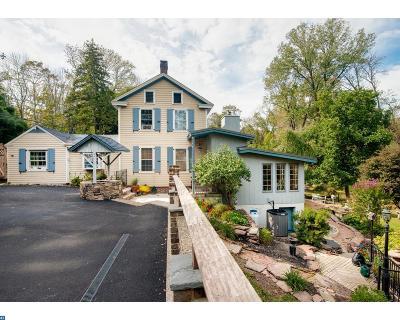 PA-Bucks County Single Family Home ACTIVE: 7493 Tohickon Hill Road