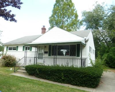 Glassboro Single Family Home ACTIVE: 224 Moldoff Road