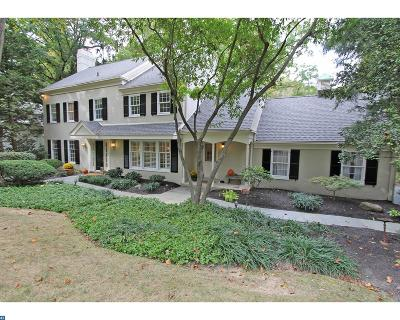 Radnor Single Family Home ACTIVE: 128 Woods Lane