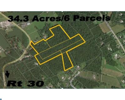 Gap Residential Lots & Land ACTIVE: Octorara Trail