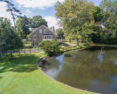 PA-Bucks County Single Family Home ACTIVE: 4782 Cold Spring Creamery Road