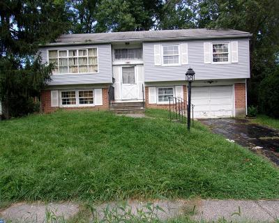 Gloucester Twp Single Family Home ACTIVE: 1025 Surrey Road