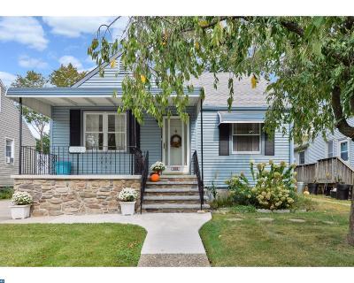Oaklyn Single Family Home ACTIVE: 103 Woodland Terrace