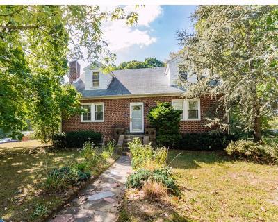 Woodbury Heights Single Family Home ACTIVE: 1171 Glassboro Road