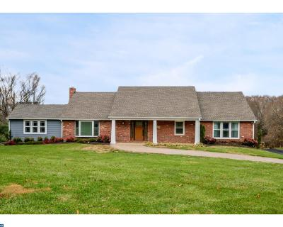Hockessin Single Family Home ACTIVE: 1534 Mendenhall Mill Road