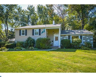 Doylestown Single Family Home ACTIVE: 105 Homestead Drive