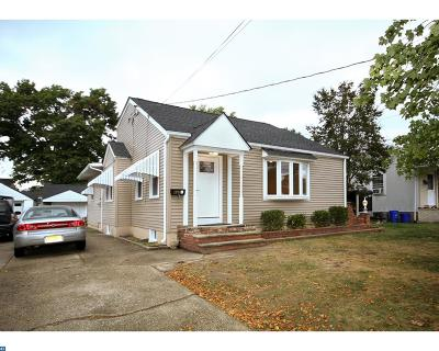 Bellmawr Single Family Home ACTIVE: 445 E Browning Road