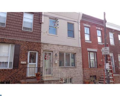Phila (South) Condo/Townhouse ACTIVE: 2615 S Bancroft Street