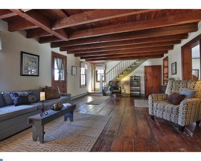 PA-Bucks County Single Family Home ACTIVE: 2546 Bogarts Tavern Road