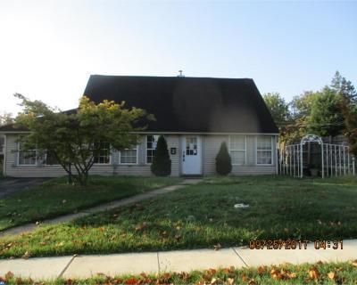 PA-Bucks County Single Family Home ACTIVE: 40 Cactus Road