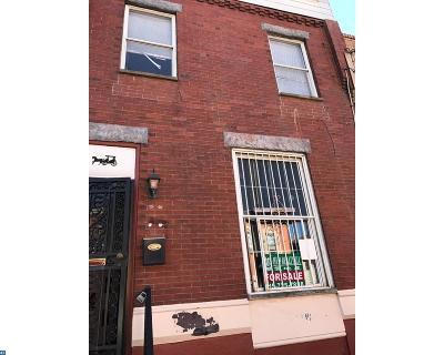 Phila (South) Condo/Townhouse ACTIVE: 806 W Moyamensing Avenue