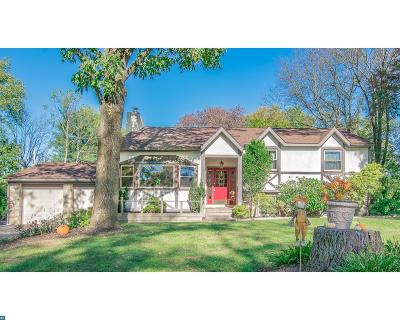 Chalfont Single Family Home ACTIVE: 52 Woodside Avenue