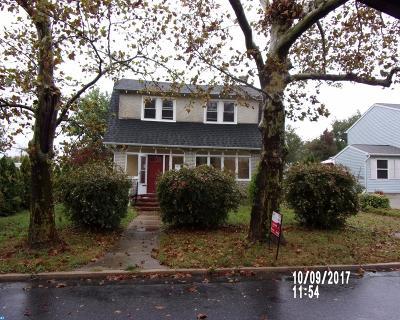 NJ-Camden County Single Family Home ACTIVE: 17 Hillcrest Avenue