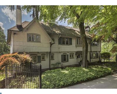 Bryn Mawr Single Family Home ACTIVE: 617 New Gulph Road