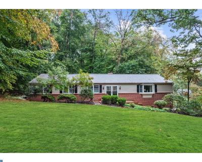 Doylestown Single Family Home ACTIVE: 42 Tower Hill Road