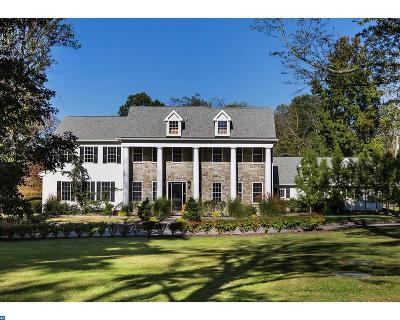 New Hope PA Single Family Home ACTIVE: $3,195,000
