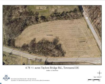 Townsend Residential Lots & Land ACTIVE: Taylors Bridge Road