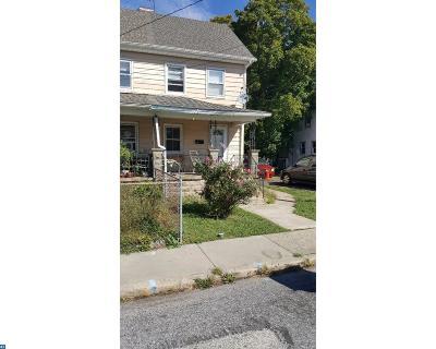 Glassboro Single Family Home ACTIVE: 219 Oakwood Avenue