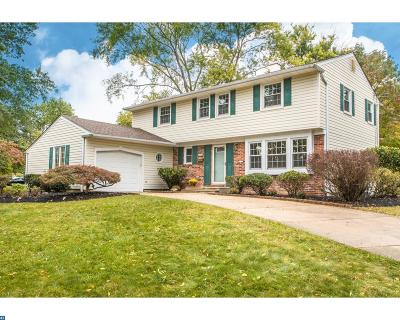 Cherry Hill Single Family Home ACTIVE: 309 Old Orchard Road