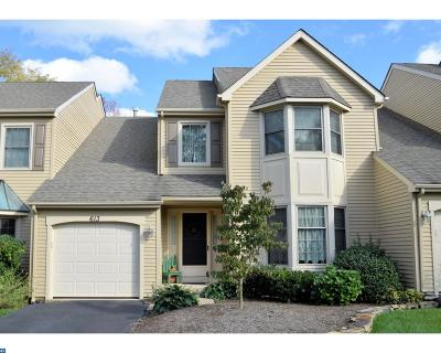 PA-Bucks County Condo/Townhouse ACTIVE: 613 Chatham Court
