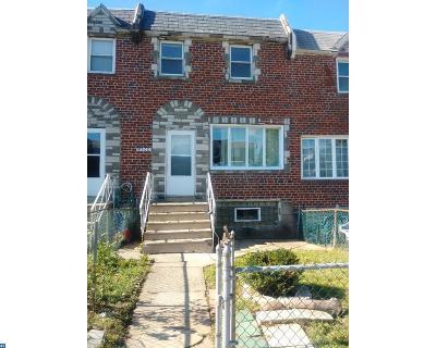 Holmesburg Condo/Townhouse ACTIVE: 4508 Tolbut Street