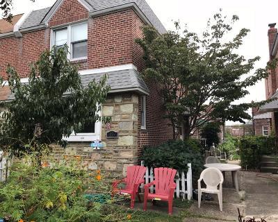 Philadelphia Single Family Home ACTIVE: 836 Brighton Street